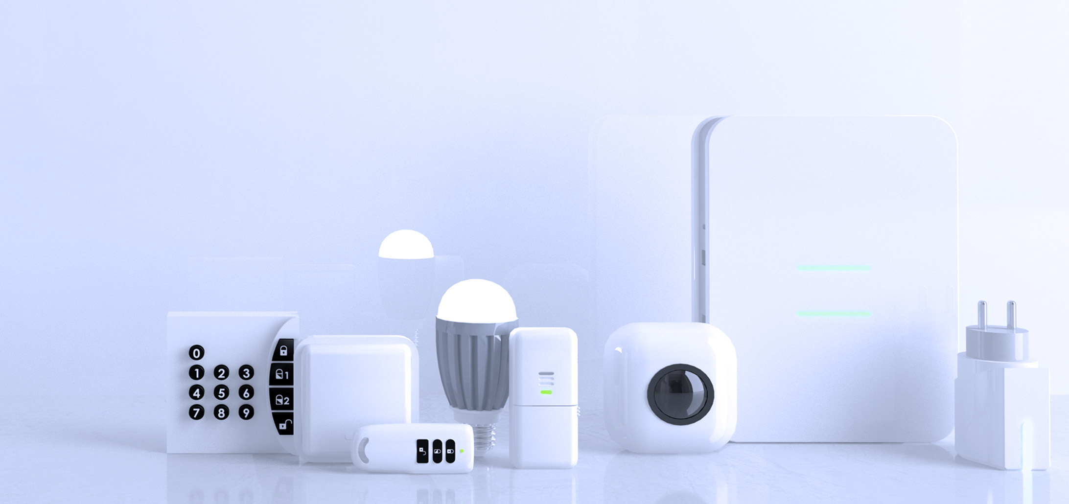 smart home automation and security products